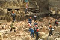 В Новосибирске проверят соблюдение требований безопасности по факту обрушения стены здания