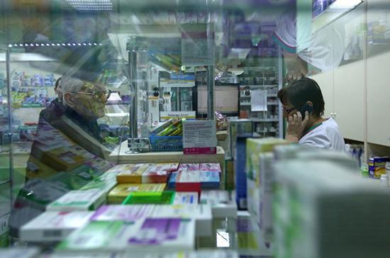 В «Единой России» подготовили поправки о запрете онлайн-продажи спиртосодержащих лекарств