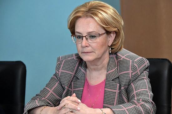 Скворцова прокомментировала замечания ФАС о слабом исполнении плана развития конкуренции