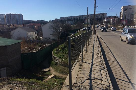 В Севастополе до конца года отремонтируют мост на проспекте Гагарина