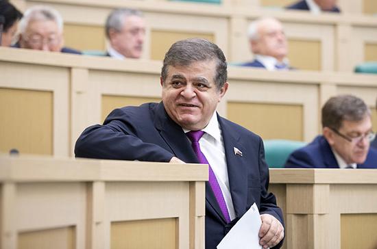 Джабаров осудил авиаудар США по Идлибу