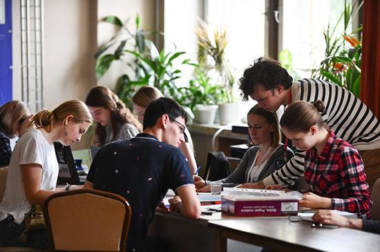 Молодёжный парламент предлагает создать единую электронную площадку для всех вузов страны
