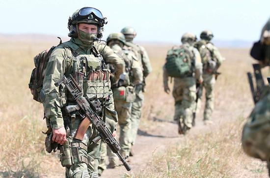 Российская гвардия выросла из «потешных» полков