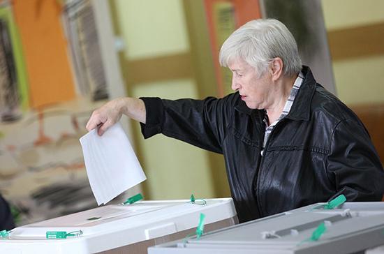 Явка избирателей на выборах 8 сентября будет отображаться в режиме онлайн