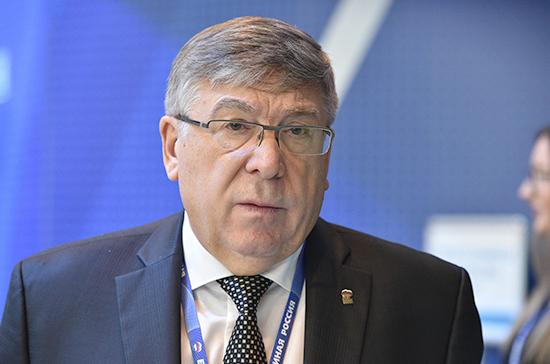 Рязанский оценил идею единовременной выплаты накопительной пенсии