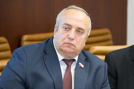 Клинцевич: США нанесли авиаудар в Идлибе, чтобы осложнить ситуацию в регионе