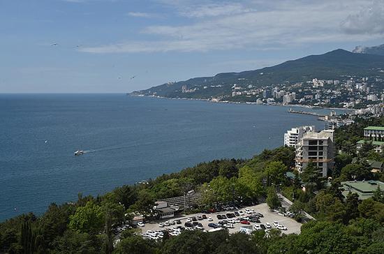 Крым к началу осени посетили 5,8 млн туристов