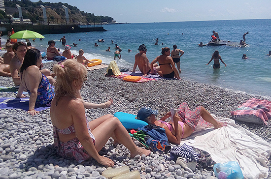 Сутормина: чаще всего за летний отдых россияне жаловались на качество сервиса