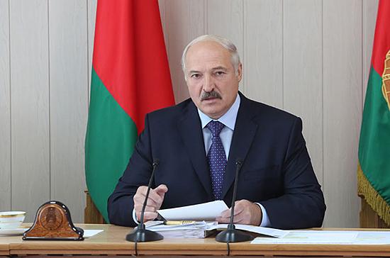 Лукашенко: в Европе есть заинтересованные в конфликте на Украине