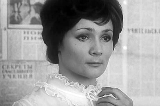 Умерла актриса Зинаида Славина