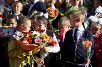 В Минпросвещения сообщили об увеличении числа первоклассников за год на 116 тысяч человек