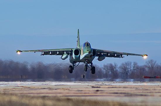 Минобороны подтвердило гибель двух пилотов Су-25УБ на Ставрополье