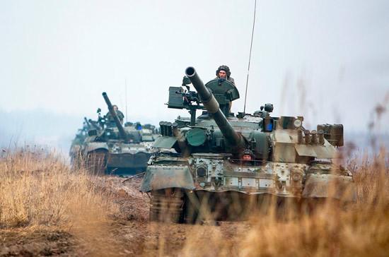 В Госдуму внесли законопроект о сервисном обслуживании военной техники