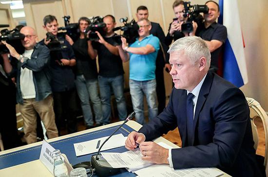 Пискарёв поинтересовался, собирается ли Deutsche Welle продолжать работу в России