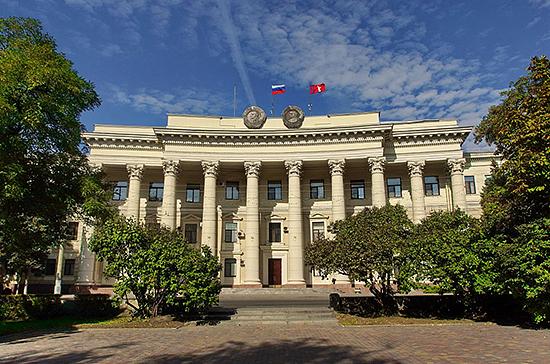 Выборы в Волгоградскую областную Думу