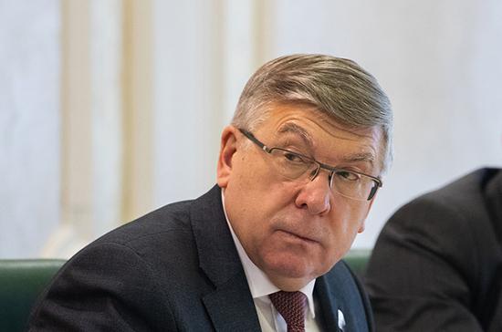Рязанский поддержал проект о возможности получения негосударственной пенсии с 55 и 60 лет