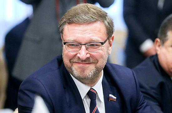 Косачев о встрече с американским сенатором: лучше, чем я ожидал