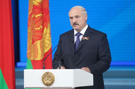 Лукашенко предложил провести Олимпиаду совместно с Россией или Украиной