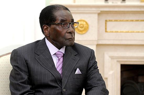 Эксперт оценил роль бывшего президента Зимбабве для страны