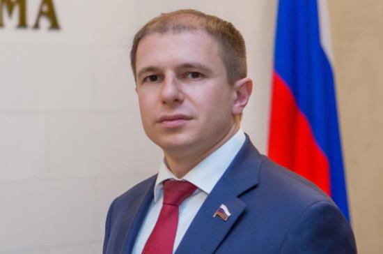 Романов: Госдума уделяет приоритетное внимание поддержке предпринимательской инициативы