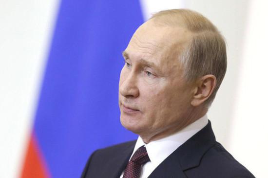 Путин признался, что любит Москву и гордится ею