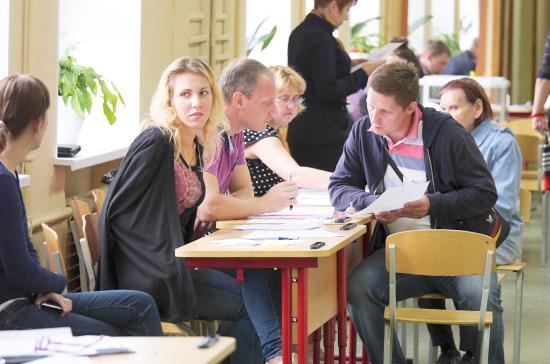 Явка на выборах губернатора Оренбургской области к полудню составила более 16%