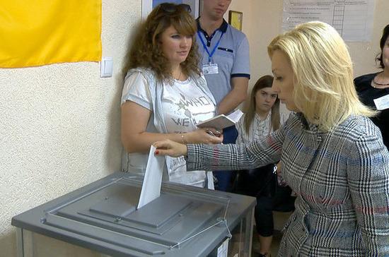 Ольга Тимофеева: на выборах россияне голосуют за своё будущее