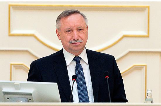Александр Беглов лидирует на выборах губернатора Петербурга с 64,54% голосов