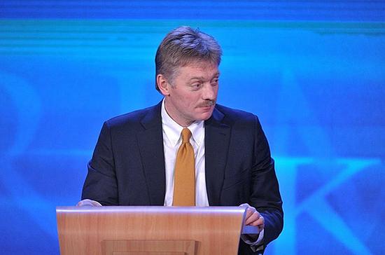 Песков: рассмотрением вопросов вмешательства в российские выборы займётся спецкомиссия