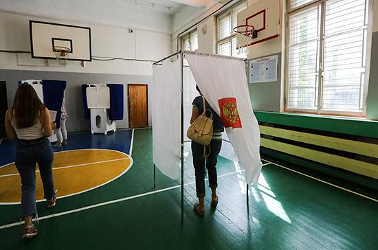 В Иркутской области явка на выборах за два часа до закрытия участков составила 24%