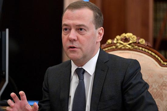 Медведев: результаты «Единой России» на выборах-2019 говорят о доверии избирателей