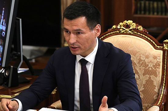 Хасиков победил на выборах главы Калмыкии с 82,57% голосов