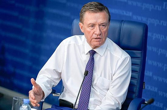 Рябухин считает возможным установку ЦБ РФ ограничений при выдаче определённых кредитов