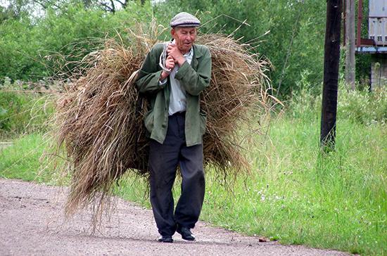 Бывшим труженикам села предложили сохранить надбавку к пенсии при переезде в город