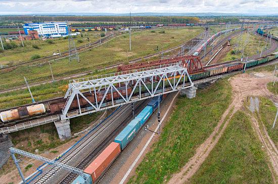 Транзит порожних железнодорожных составов могут обложить нулевой ставкой НДС