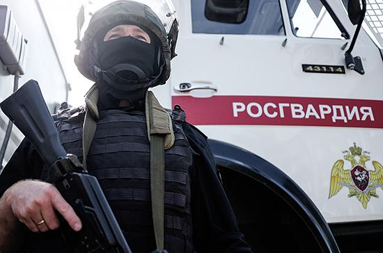 Росгвардия предложила запретить СМИ раскрывать сведения о ее бойцах