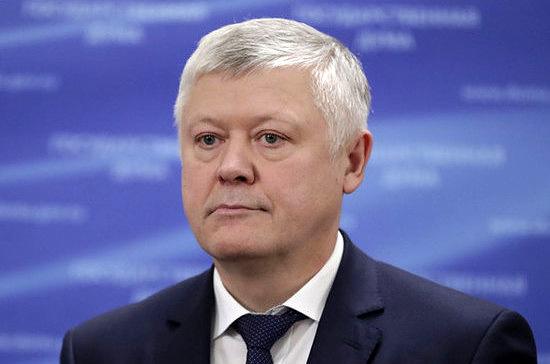 Пискарев назвал главную цель законопроекта о беспилотниках