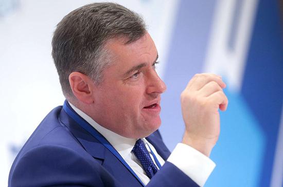Слуцкий прокомментировал санкции США против сотрудников Следственного комитета