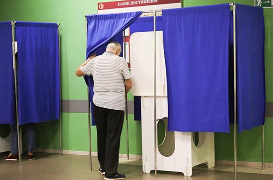 В Вологодской области утвердили результаты голосования на выборах губернатора