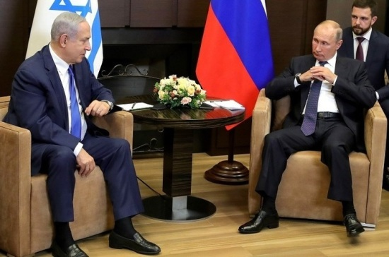 Лавров рассказал о переговорах Путина и Нетаньяху