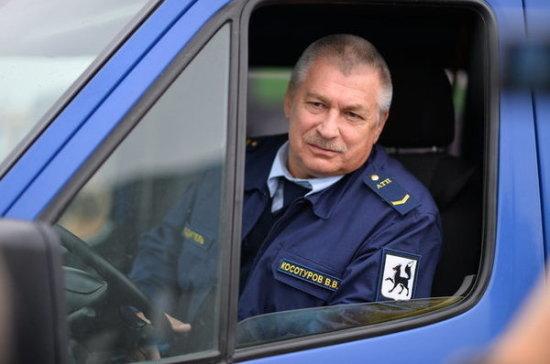 Шофёр рассказал об отзывах на новую форму водителей автобусов в Салехарде