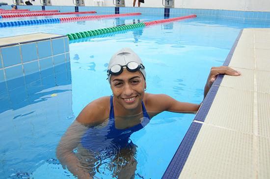 Пловчиха из Крыма завоевала бронзу на чемпионате мира в Лондоне
