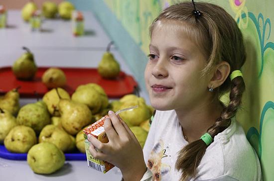 Донские депутаты выступили за единые стандарты школьного питания
