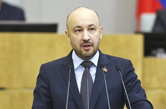 Щапов считает необходимым усовершенствовать работу Рослесхоза