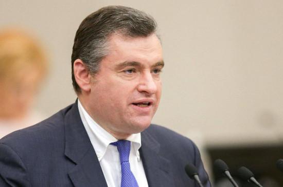 Слуцкий: залогом мира в Донбассе является выполнение Киевом Минских соглашений