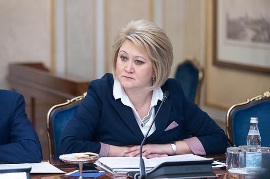 Гумерова: Совет Федерации открыт для диалога с педагогами и родителями