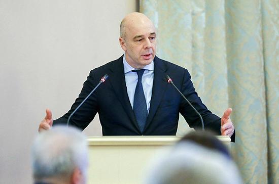 «Единая Россия» обсудит проект бюджета с главой Минфина