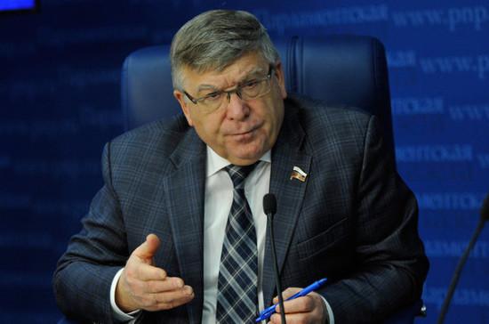 Рязанский поддержал идею распространения налога для самозанятых в регионах-донорах