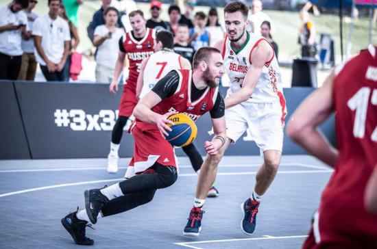 Баскетболист из Подмосковья стал лучшим игроком финала Лиги наций