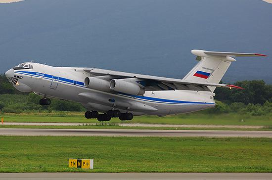 В учениях «Центр-2019» примут участие почти 80 самолетов Ил-76